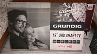 "Shitet Tv Grundig 49"" Smart Tv 4k Uhd"