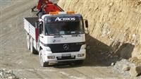 Mercedes Actros 2640 viti 2000 + palfinger 3200