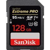 SanDisk 128GB Extreme Pro UHS-I SDXC U3 - $109