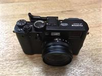 Fujifilm X100F - Rasti i Lensmate Thumbmrip