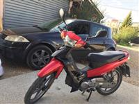 Shes motorr Yamaha crypton