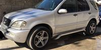 Mercedes benz Ml 270 diesel