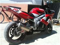 Yamaha yzf r6 600cc -02