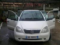 Mercedes A 140 benzin