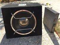 Amplifikator 1200W dhe Vufer
