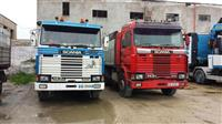 Kamion Scania me supersponda