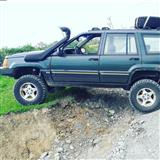 Jeep Grand Cherokee benzin gaz