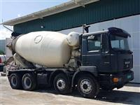 MAN 32.364 Concrete Mixer &Tipper Hydraulic
