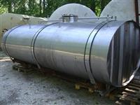 Shitet cistern inoksi 3500 liter
