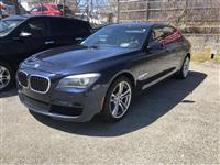 BMW 750Li XDrive M     USA