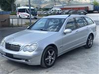 C-class 2.4 Benzin 4Matic