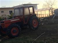 Mundesi nderrimi me tractor me te vogel
