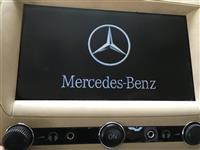 Ekran LCD navigator dvd monitor w220 s class