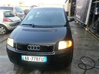 Shes makine Audi A 2 TDI 1.4