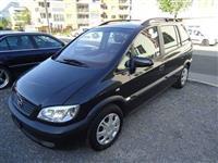 Opel Zafira (benzin gaz)