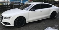 Audi A7 S7 Sportback Special Exhaust Edition