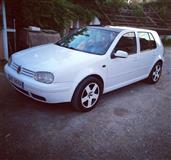 VW Golf 4 benzin+gaz