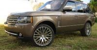 Shes makine Range Rover