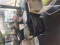 17komplete karrige dhe tavolina