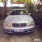 Mercedea Benz s320