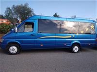 Mercedes Sprinter 21 vende, 2000 viti