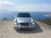 Mercedes E270cdi-manual-2001-gjendje shum e mir!!