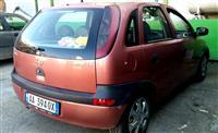 Opel corsa 1.2 benzine 2002 letra per nje vit
