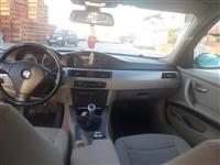 BMW e90 benzin gas ndrrohet