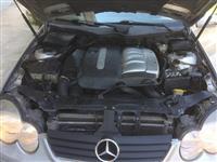 Mercedes C220 ne Gjendje Shum Te Mir