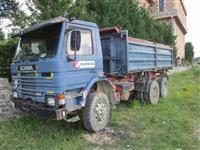 Kamjon SAB Scania 6x6