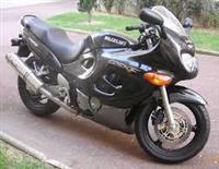 Motorr Suzuki GSX