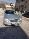 Mercedes Benz E200 benzine/gaz