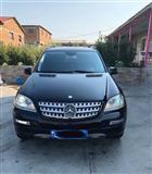Mercedez-Benz ML500 Benzin+Gaz