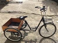 Cargo bicycle 3 rrota (Wheel) handmade