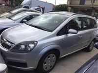 Opel Zafira 1.6 Benzin Gas