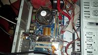 URGJENT .PC NVIDIA 9400 GT ( 1GB )  4GB RAM DDR2