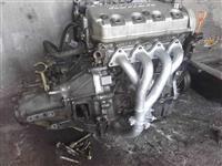 Motor Kambio Grushte i kompletuar