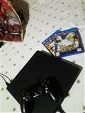 Playstation 4 ps4 500gb me 2 disqe gta5...