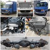 VARIO 815 /614/612 Motorr/kamijo/diferencial etj.