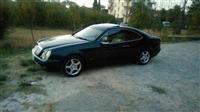 Mercedes CLK 220 benzin