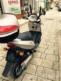 Aprilia leonardo 150cc
