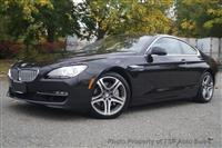 2012 BMW 6 Series 650i xDrive CLEAN CARFAX W/ EVER