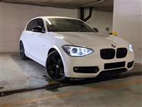 BMW 120d 230PS STRAIGHT & DOWN PIPE AUTO NAVI 2013