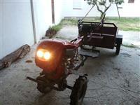 Motokultivator