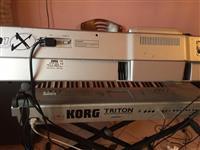 Okazionnn Korg pa1x & Triton Classic