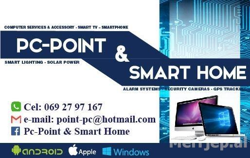 Pc-Point & Smart Home