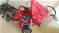 Karroce Mothercare per femije