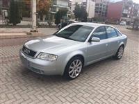 okaziion Audi a6 bezine+gaz 1.8t  dhe ndrohet