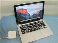 Macbook Pro 13' i5 SSD 256 400 Euro