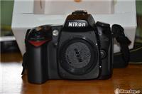 Nikon d90, trupi